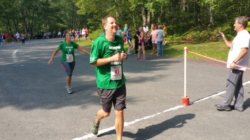 Chris and Kevin Truskey 5K, 10K, Run, Walk, Tuscarora State Park, Barnesville, 8-29-2015 (388)