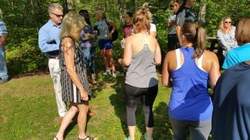 Chris and Kevin Truskey 5K, 10K, Run, Walk, Tuscarora State Park, Barnesville, 8-29-2015 (39)