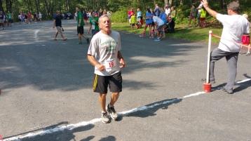 Chris and Kevin Truskey 5K, 10K, Run, Walk, Tuscarora State Park, Barnesville, 8-29-2015 (393)