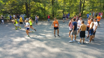 Chris and Kevin Truskey 5K, 10K, Run, Walk, Tuscarora State Park, Barnesville, 8-29-2015 (4)