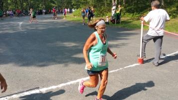 Chris and Kevin Truskey 5K, 10K, Run, Walk, Tuscarora State Park, Barnesville, 8-29-2015 (400)