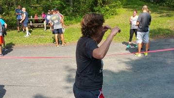 Chris and Kevin Truskey 5K, 10K, Run, Walk, Tuscarora State Park, Barnesville, 8-29-2015 (403)