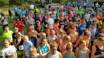 Chris and Kevin Truskey 5K, 10K, Run, Walk, Tuscarora State Park, Barnesville, 8-29-2015 (41)
