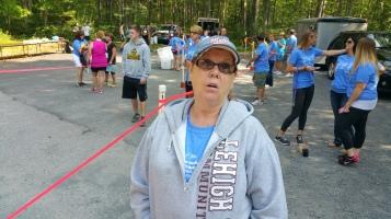 Chris and Kevin Truskey 5K, 10K, Run, Walk, Tuscarora State Park, Barnesville, 8-29-2015 (410)