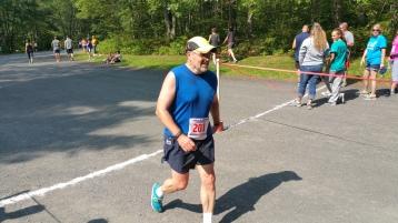 Chris and Kevin Truskey 5K, 10K, Run, Walk, Tuscarora State Park, Barnesville, 8-29-2015 (411)