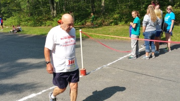 Chris and Kevin Truskey 5K, 10K, Run, Walk, Tuscarora State Park, Barnesville, 8-29-2015 (417)