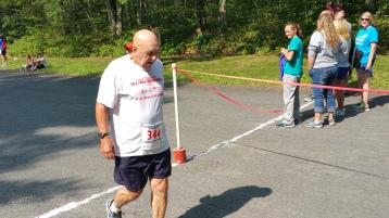 Chris and Kevin Truskey 5K, 10K, Run, Walk, Tuscarora State Park, Barnesville, 8-29-2015 (417)