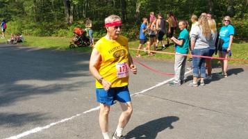 Chris and Kevin Truskey 5K, 10K, Run, Walk, Tuscarora State Park, Barnesville, 8-29-2015 (418)