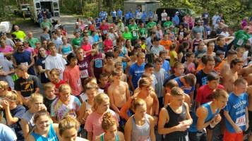 Chris and Kevin Truskey 5K, 10K, Run, Walk, Tuscarora State Park, Barnesville, 8-29-2015 (42)
