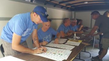 Chris and Kevin Truskey 5K, 10K, Run, Walk, Tuscarora State Park, Barnesville, 8-29-2015 (420)