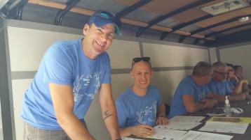 Chris and Kevin Truskey 5K, 10K, Run, Walk, Tuscarora State Park, Barnesville, 8-29-2015 (421)