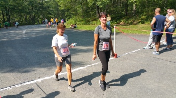 Chris and Kevin Truskey 5K, 10K, Run, Walk, Tuscarora State Park, Barnesville, 8-29-2015 (427)
