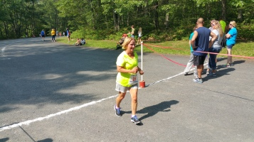 Chris and Kevin Truskey 5K, 10K, Run, Walk, Tuscarora State Park, Barnesville, 8-29-2015 (429)