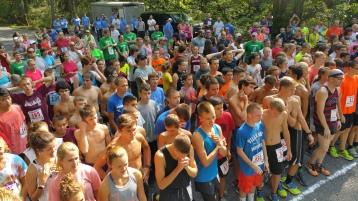 Chris and Kevin Truskey 5K, 10K, Run, Walk, Tuscarora State Park, Barnesville, 8-29-2015 (43)