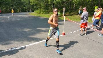 Chris and Kevin Truskey 5K, 10K, Run, Walk, Tuscarora State Park, Barnesville, 8-29-2015 (432)
