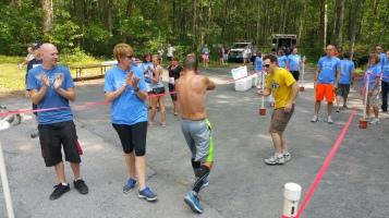 Chris and Kevin Truskey 5K, 10K, Run, Walk, Tuscarora State Park, Barnesville, 8-29-2015 (433)