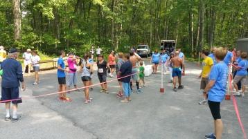 Chris and Kevin Truskey 5K, 10K, Run, Walk, Tuscarora State Park, Barnesville, 8-29-2015 (436)