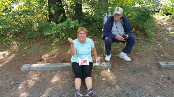 Chris and Kevin Truskey 5K, 10K, Run, Walk, Tuscarora State Park, Barnesville, 8-29-2015 (437)