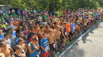 Chris and Kevin Truskey 5K, 10K, Run, Walk, Tuscarora State Park, Barnesville, 8-29-2015 (44)