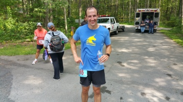 Chris and Kevin Truskey 5K, 10K, Run, Walk, Tuscarora State Park, Barnesville, 8-29-2015 (440)