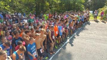 Chris and Kevin Truskey 5K, 10K, Run, Walk, Tuscarora State Park, Barnesville, 8-29-2015 (45)