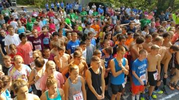Chris and Kevin Truskey 5K, 10K, Run, Walk, Tuscarora State Park, Barnesville, 8-29-2015 (46)