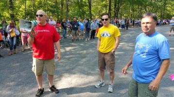 Chris and Kevin Truskey 5K, 10K, Run, Walk, Tuscarora State Park, Barnesville, 8-29-2015 (47)