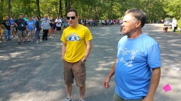 Chris and Kevin Truskey 5K, 10K, Run, Walk, Tuscarora State Park, Barnesville, 8-29-2015 (48)