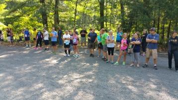 Chris and Kevin Truskey 5K, 10K, Run, Walk, Tuscarora State Park, Barnesville, 8-29-2015 (51)