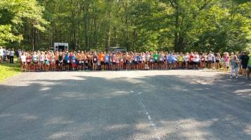 Chris and Kevin Truskey 5K, 10K, Run, Walk, Tuscarora State Park, Barnesville, 8-29-2015 (52)