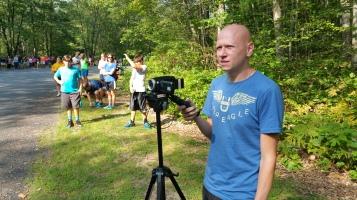Chris and Kevin Truskey 5K, 10K, Run, Walk, Tuscarora State Park, Barnesville, 8-29-2015 (54)