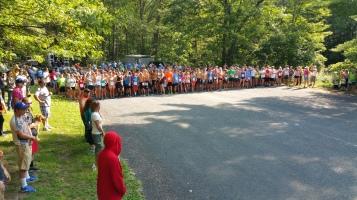 Chris and Kevin Truskey 5K, 10K, Run, Walk, Tuscarora State Park, Barnesville, 8-29-2015 (56)