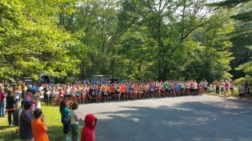 Chris and Kevin Truskey 5K, 10K, Run, Walk, Tuscarora State Park, Barnesville, 8-29-2015 (57)