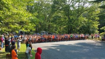 Chris and Kevin Truskey 5K, 10K, Run, Walk, Tuscarora State Park, Barnesville, 8-29-2015 (58)