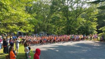 Chris and Kevin Truskey 5K, 10K, Run, Walk, Tuscarora State Park, Barnesville, 8-29-2015 (59)