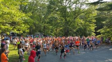 Chris and Kevin Truskey 5K, 10K, Run, Walk, Tuscarora State Park, Barnesville, 8-29-2015 (60)