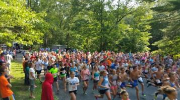 Chris and Kevin Truskey 5K, 10K, Run, Walk, Tuscarora State Park, Barnesville, 8-29-2015 (62)