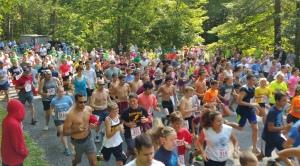 Chris and Kevin Truskey 5K, 10K, Run, Walk, Tuscarora State Park, Barnesville, 8-29-2015 (64) - Copy