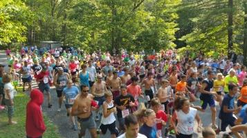 Chris and Kevin Truskey 5K, 10K, Run, Walk, Tuscarora State Park, Barnesville, 8-29-2015 (64)