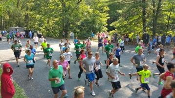 Chris and Kevin Truskey 5K, 10K, Run, Walk, Tuscarora State Park, Barnesville, 8-29-2015 (67)