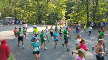 Chris and Kevin Truskey 5K, 10K, Run, Walk, Tuscarora State Park, Barnesville, 8-29-2015 (68)