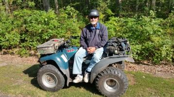 Chris and Kevin Truskey 5K, 10K, Run, Walk, Tuscarora State Park, Barnesville, 8-29-2015 (7)