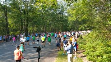 Chris and Kevin Truskey 5K, 10K, Run, Walk, Tuscarora State Park, Barnesville, 8-29-2015 (72)