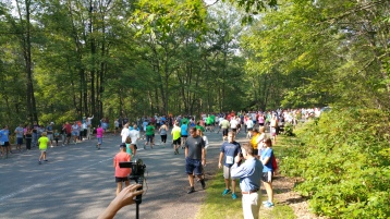 Chris and Kevin Truskey 5K, 10K, Run, Walk, Tuscarora State Park, Barnesville, 8-29-2015 (73)