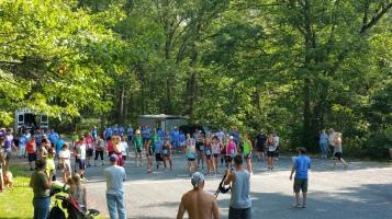 Chris and Kevin Truskey 5K, 10K, Run, Walk, Tuscarora State Park, Barnesville, 8-29-2015 (74)