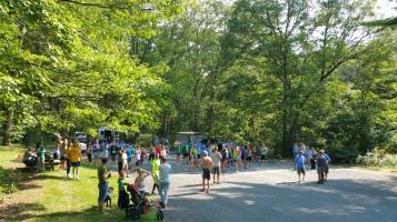 Chris and Kevin Truskey 5K, 10K, Run, Walk, Tuscarora State Park, Barnesville, 8-29-2015 (76)