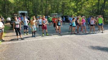 Chris and Kevin Truskey 5K, 10K, Run, Walk, Tuscarora State Park, Barnesville, 8-29-2015 (78)