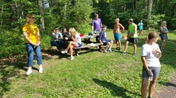 Chris and Kevin Truskey 5K, 10K, Run, Walk, Tuscarora State Park, Barnesville, 8-29-2015 (79)