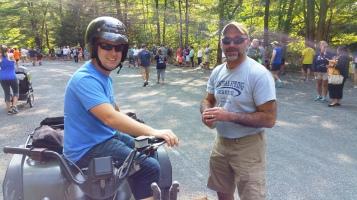 Chris and Kevin Truskey 5K, 10K, Run, Walk, Tuscarora State Park, Barnesville, 8-29-2015 (8)