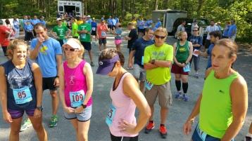 Chris and Kevin Truskey 5K, 10K, Run, Walk, Tuscarora State Park, Barnesville, 8-29-2015 (85)